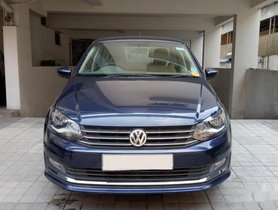 Used Volkswagen Vento 1.2 TSI Highline AT 2015 by owner