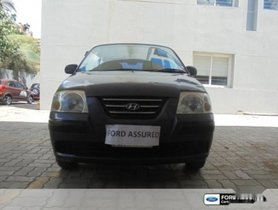 Well-maintained Hyundai Santro Xing 2007 by owner