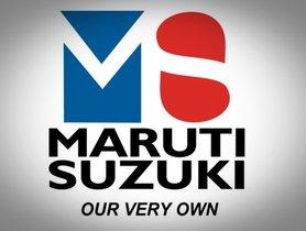 Maruti Suzuki India Sales Decreased by 0.5% in September
