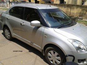 Silver 2015 Maruti Suzuki Dzire for sale