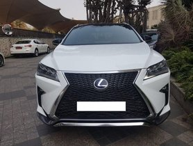 Good as new 2016 Lexus RX for sale