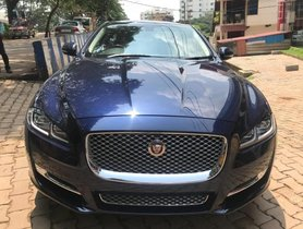 Used 2018 Jaguar XJ car at low price
