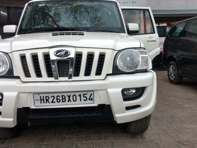 Used 2012 Mahindra Scorpio car at low price