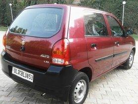 Used 2012 Maruti Suzuki Alto for sale at low price