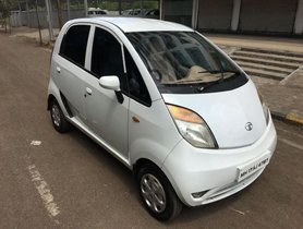Used 2012 Tata Nano car at low price