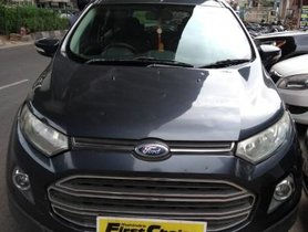 Good as new 2013 Ford EcoSport for sale at low price
