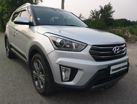 Good Hyundai Creta 1.6 CRDi AT SX Plus 2015 for sale
