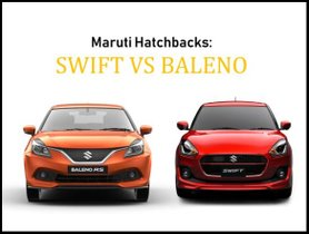 Maruti Swift vs Maruti Baleno: Which is the better option for you?