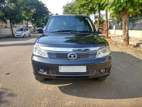 Good as new 2013 Tata Safari Storme for sale at low price