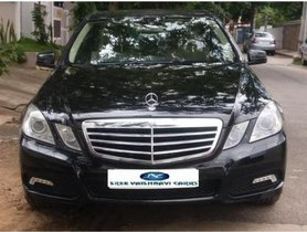 Used Mercedes Benz E Class 2010 for sale