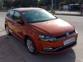 Good as new 2014 Volkswagen Polo for sale at low price