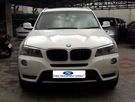 Used 2012 BMW X3 car at low price