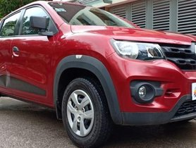 Good 2017 Renault Kwid for sale at low price