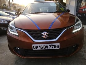 Good as new 2017 Maruti Suzuki Baleno for sale