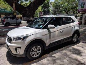 Used Hyundai Creta 1.6 CRDi SX 2017 in Chennai