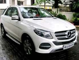 Superb 2017 Mercedes Benz GLE for sale