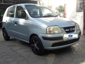 Used 2006 Hyundai Santro car at low price
