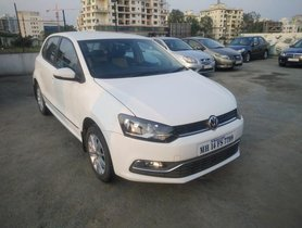 Used Volkswagen Polo 1.2 MPI Highline 2016 in Pune