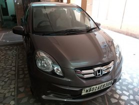 Well-maintained 2014 Honda Amaze for sale