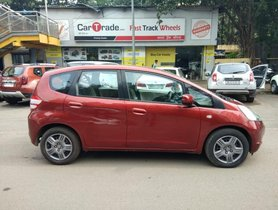 Good as new 2010 Honda Jazz for sale