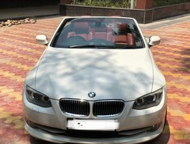 Superb BMW 3 Series 330d Convertible 2013 for sale