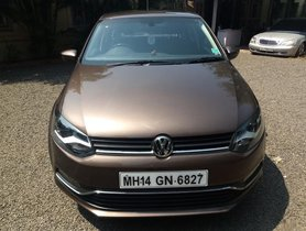2017 Volkswagen Polo for sale at low price in Pune