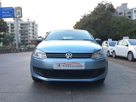 Used 2011 Volkswagen Polo car at low price in Mumbai