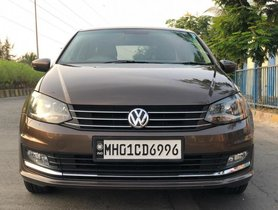 Good as new Volkswagen Vento 2016 for  sale