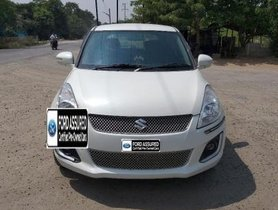 Good as new 2015 Maruti Suzuki Swift for sale