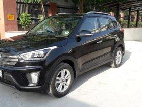 Good Hyundai Creta 1.6 VTVT SX Plus Dual Tone 2016