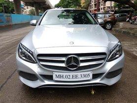 Good 2016 Mercedes Benz C Class for sale