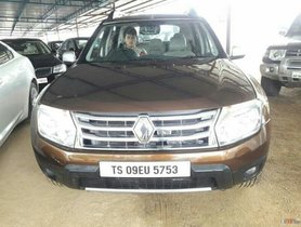 Good as new 2013 Renault Duster for sale at low price