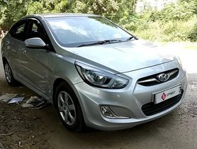 Sedan 2013 Hyundai Verna for sale at low price