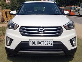 Hyundai Creta 2016 for sale at the best deal