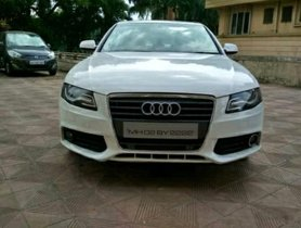 Well-maintained Audi A4 2010 for sale