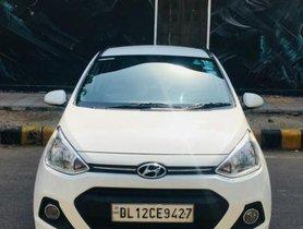 Used 2014 Hyundai i10 car at low price