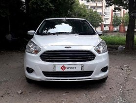 Used 2017 Ford Figo car at low price