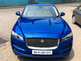 Good as new 2018 Jaguar F Pace for sale