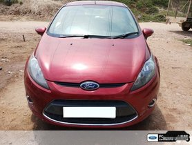 Used Ford Fiesta 2012 for sale at the reasonable price