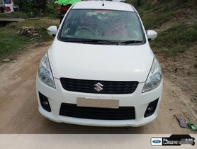 Used 2013 Maruti Suzuki Ertiga car at low price