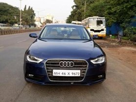 Well-kept Audi A4 New 2014 for sale