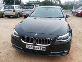 Used BMW 5 Series 520d Sedan 2017 by owner