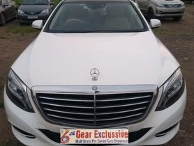 Good as new 2014 Mercedes Benz S Class for sale