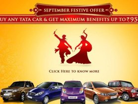 Tata Motors Comes up with Festive Offers