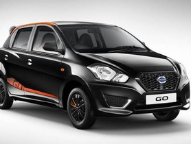 Facelifted 2018 Datsun Go and Go+ Launched in India at Rs 3.29 Lakh