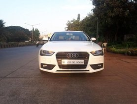 Good as new Audi A4 2014 for sale