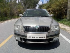 Sedan 2007 Skoda Laura for sale at low price in Bangalore