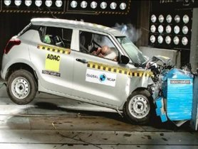 Maruti Suzuki Swift received shockingly 2 stars from Global NCAP