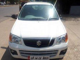 Good as new 2014 Maruti Suzuki Alto K10 for sale