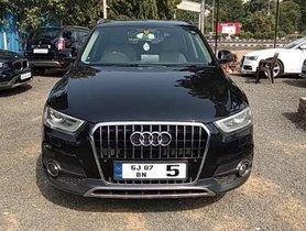 Good as new Audi Q3 2.0 TDI 2012 for sale
